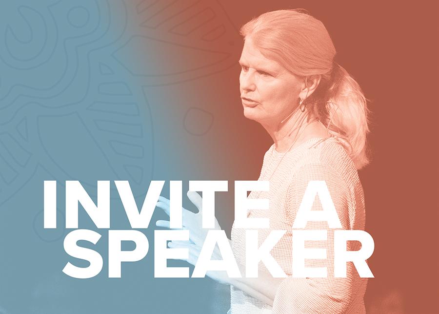 Invite A Speaker