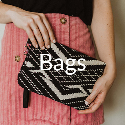 Handmade bags provide income for women in India